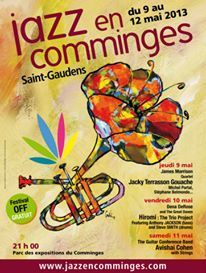 Jazz en Comminges - 2013