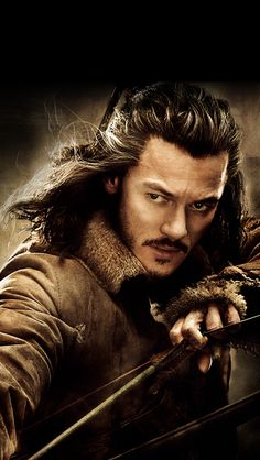 The Hobbit - The Desolation of Smaug:  Bard the Bowman
