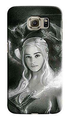 Game Of Thrones Gifts, Game Of Thrones Fans, Khaleesi, Daenerys Targaryen, Phone Cases 7, Game Of Throne Daenerys, Samsung Galaxy S6, Cell Phone Accessories