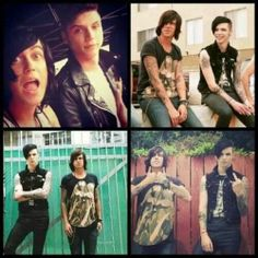 Kellin and Andy<3