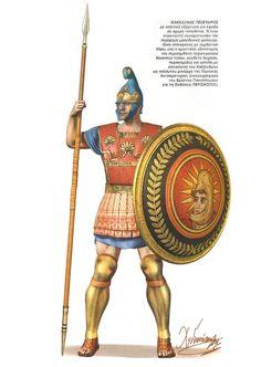 Macedonian Pezhetairos