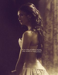 Katherine Pierce. The Vampire Diaries <3