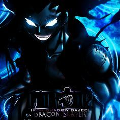 gajeel redfox iron shadow dragon - Google Search   Anime boys ...