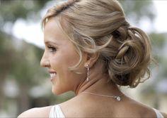 Wedding hair!  - Transforming Faces