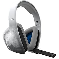 Skullcandy Gaming SLYR Xbox One - Halo * Continue to the product at the image link. (This is an affiliate link) #VideoGameConsolesAccessories