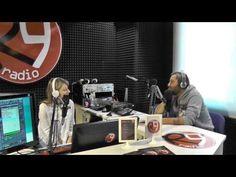 RADIO R9 Intervista a Massimo Brighindi scrittore di libri erotici - YouTube