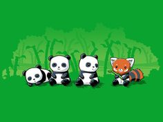 Just Panda Business