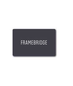 2/24. Win It! A $100 Framebridge Gift Card