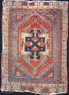 Shasavan yastik, 19th c.