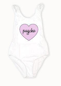 Psycho Bodysuit<3