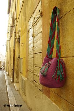 Mochila Wayuu Colombia - ask for the price !!!