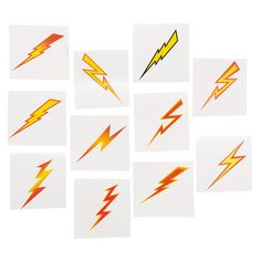 Lightning+Bolt+Tattoos+-+OrientalTrading.com FOR OVERTIME YOU POP YOUR TIME AT CONFERENCE!