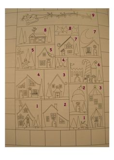 welcome to the north pole quilt - Google Search