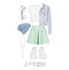BTS J-Hope/Hoseok Pastel outfit @BTSOufits