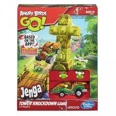 Target: Angry Birds Go Jenga card game for $0.37 after coupons - Money Saving Mom®