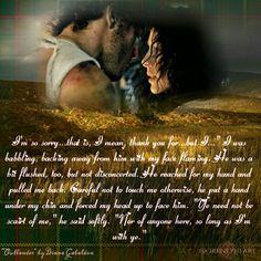 love outlander excerpts