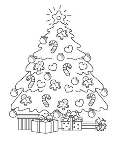 Christmas Coloring Pages Christmas Tree - Christmas Coloring Pages Christmas Tree , Printable Paper Christmas Tree Template Clip Art Coloring Christmas Tree Template, Christmas Tree Images, Christmas Tree Drawing, Christmas Doodles, Colorful Christmas Tree, Christmas Colors, Christmas Crafts, Christmas Ornament, Christmas Holidays