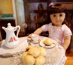 A Peek into the Pantry: Samantha's High Tea Lemon Butter Biscuits
