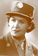 Tech4 Carmen Contreras-Bozak (born December 31, 1919) was the first Hispanic to serve in the U.S. Women's Army Corps where she served as an interpreter and in numerous administrative positions.