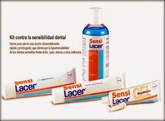 SensiLacer - Kit contra la sensibilidad dental | OdontoFarma