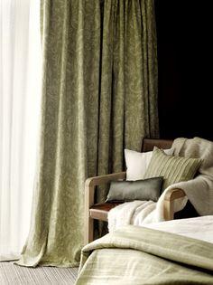 Flamant fabrics at Brian Yates