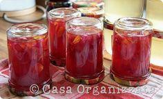 Casa Organizzata - Come sterilizzare vasi di vetro per marmellate e conserve