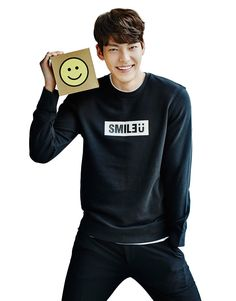 Alice&Sara - kpophqpictures: [CF] Kim Woo Bin – Giordano F/W. Jung Suk, Kim Jung, Lee Jong Suk, Kim Woo Bin, Korean Star, Korean Men, Asian Actors, Korean Actors, Korean Actresses