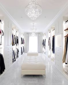 Find the perfect closet for your interior design project. Find the perfect closet for your interior design project. Discover our entire collection of luxury Walk In Closet Small, Walk In Closet Design, Closet Designs, Tiny Closet, Walk In Wardrobe, Walking Wardrobe Ideas, Ikea Wardrobe, White Wardrobe, Wardrobe Capsule
