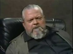 Orson Welles on Hemingway - YouTube