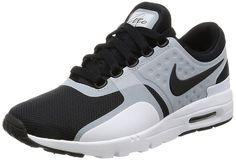 Nike Damen W Air Max Zero Gymnastikschuhe, Elfenbein (White Black), EU -  Nike schuhe ( Partner-Link) c880f2f1f5