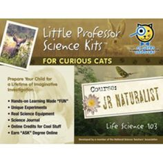 Science Kit - Junior Naturalist