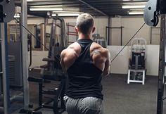 Male Fitness photoshoot