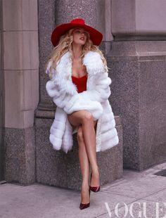awesome Vogue Espanha Setembro 2013 | Candice Swanepoel por Mariano Vivanco  [Editorial]