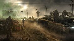 Post Apocalyptic Wallpapers April 2014