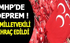 MHP'de 4 Milletvekili İhraç Edildi