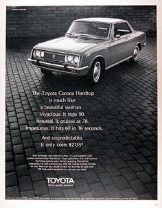 1969 Toyota Corona Hardtop