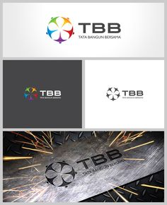 Tata Bangun Bersama Logo, Stationery