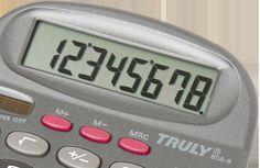 Számológép márkák - Márkás számológépek