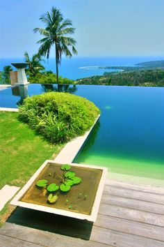 """Ocean View"" from Joe's Villa, Senggigi Beach | Lombok - Indonesia    By: Randi Ang"