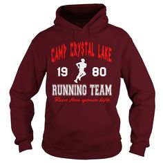 Camp Crystal Lake Running Team #gift #ideas #Popular #Everything #Videos #Shop #Animals #pets #Architecture #Art #Cars #motorcycles #Celebrities #DIY #crafts #Design #Education #Entertainment #Food #drink #Gardening #Geek #Hair #beauty #Health #fitness #History #Holidays #events #Home decor #Humor #Illustrations #posters #Kids #parenting #Men #Outdoors #Photography #Products #Quotes #Science #nature #Sports #Tattoos #Technology #Travel #Weddings #Women