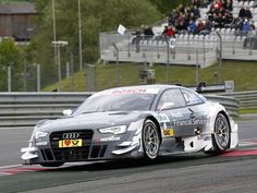Audi RS5 DTM race car
