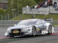 Audi RS5 DTM race car