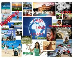 I will create a vision board for 2014: Well, here we go again, New Year means planning for a New You!  Actually, my life is pretty comfortable and secure right now, because that is what I planned