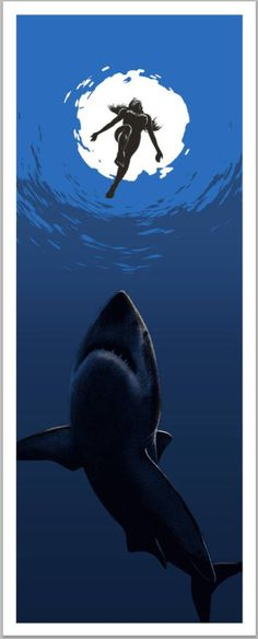 Jaws by Andrew Swainson