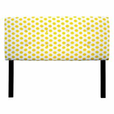 Sole Designs Ali Collection Padded Headboard Panel Hardwood Frame and 8 Button Tufted, Twin Sized Cotton Upholstered Adjustable Headboard L x H x D, JoJo Series with Yellow Finish Yellow Headboard, Queen Headboard, Panel Headboard, Garden Route, Tufting Buttons, Upholstery, Character, Furniture, Design