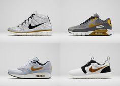 Nike NSW 2014 Gold Hypervenom Collection