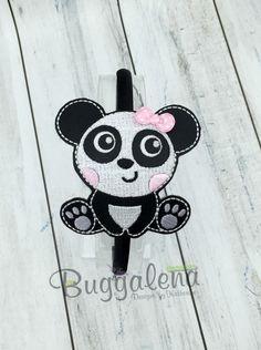 Panda Bear BuggaBand Slider