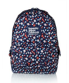 Montana Daisy Backpack