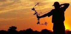 Archery Range every Sunday morning!