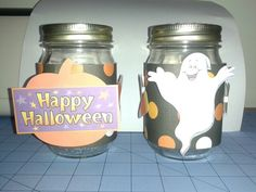 Halloween Center Piece Jars 2&3 Side 2